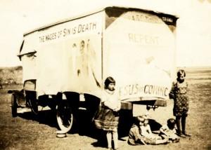 1923myersgirlsttruck