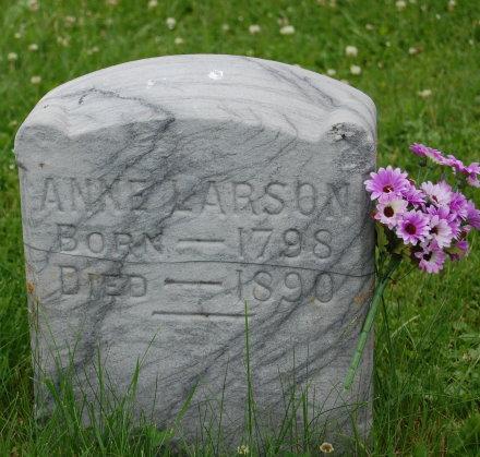 Anne's stone