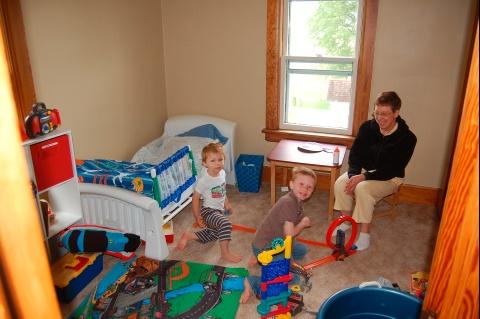 Lukie, Caleb, & Thiel