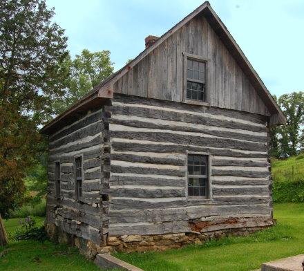 Olaf's cabin
