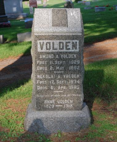 Volden Stone