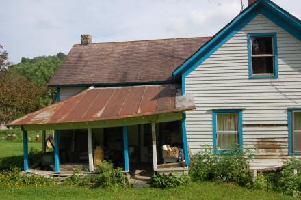 Ole Larson farmhouse