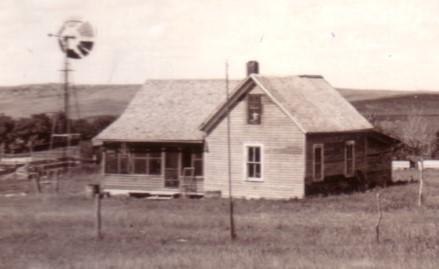 Isaac Larson farmhouse
