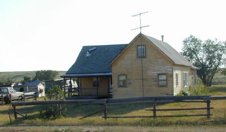 Isaac Larson house