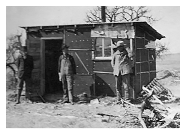 The Shack, c. 1910, clarified