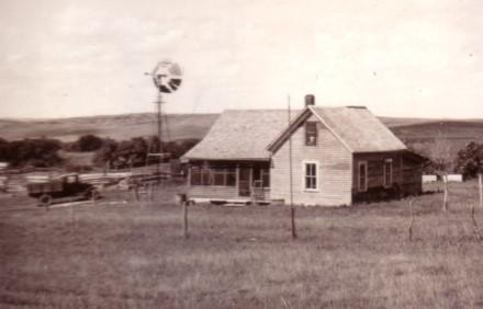 1920- Larson Farm in 1941