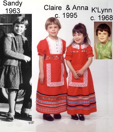 1963-1995c San Claire KLynn Anna