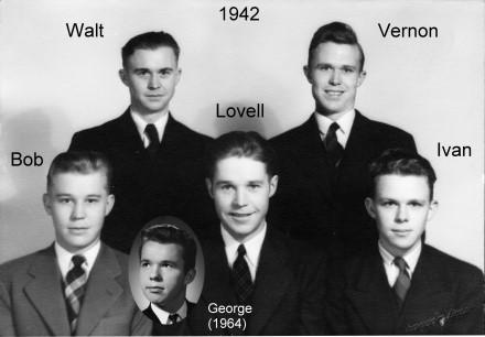 1964-1941 Geo Lov Uncles