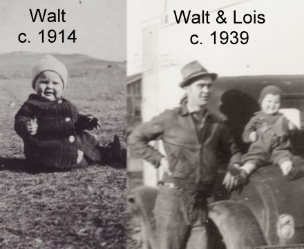 1913-1938 Walt-Lois