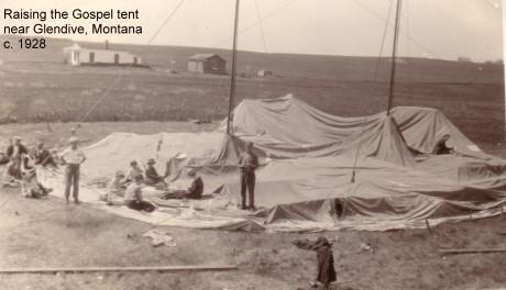 Gospel Tent