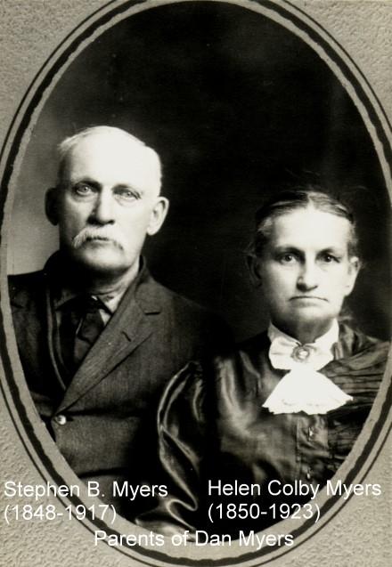 Stephen-Helen Myers