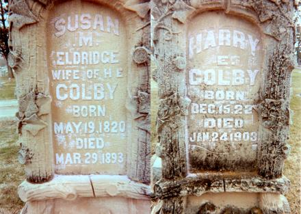 Colby stones
