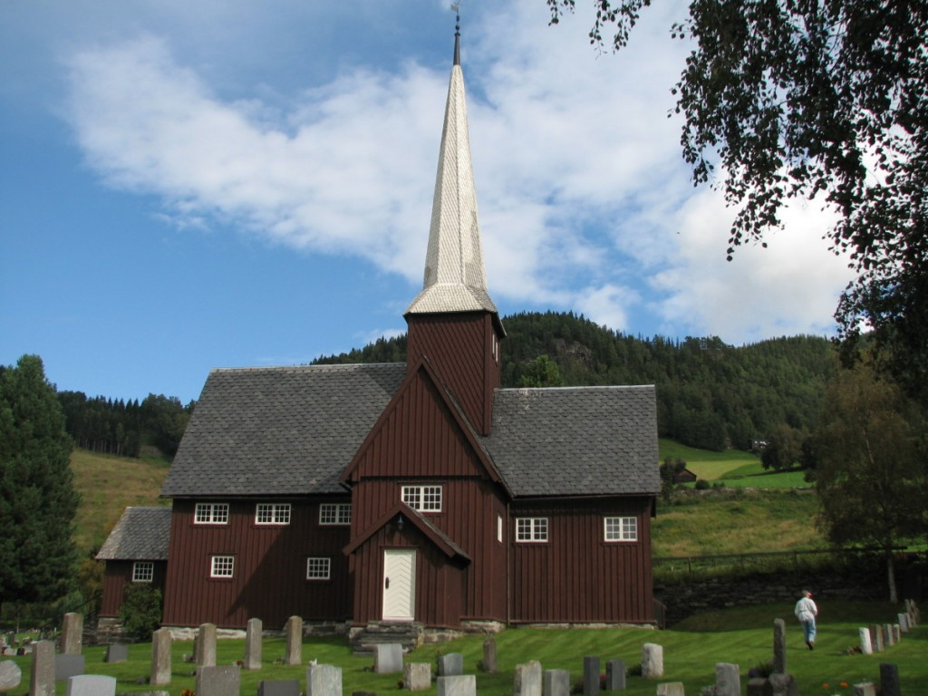 Favaang church