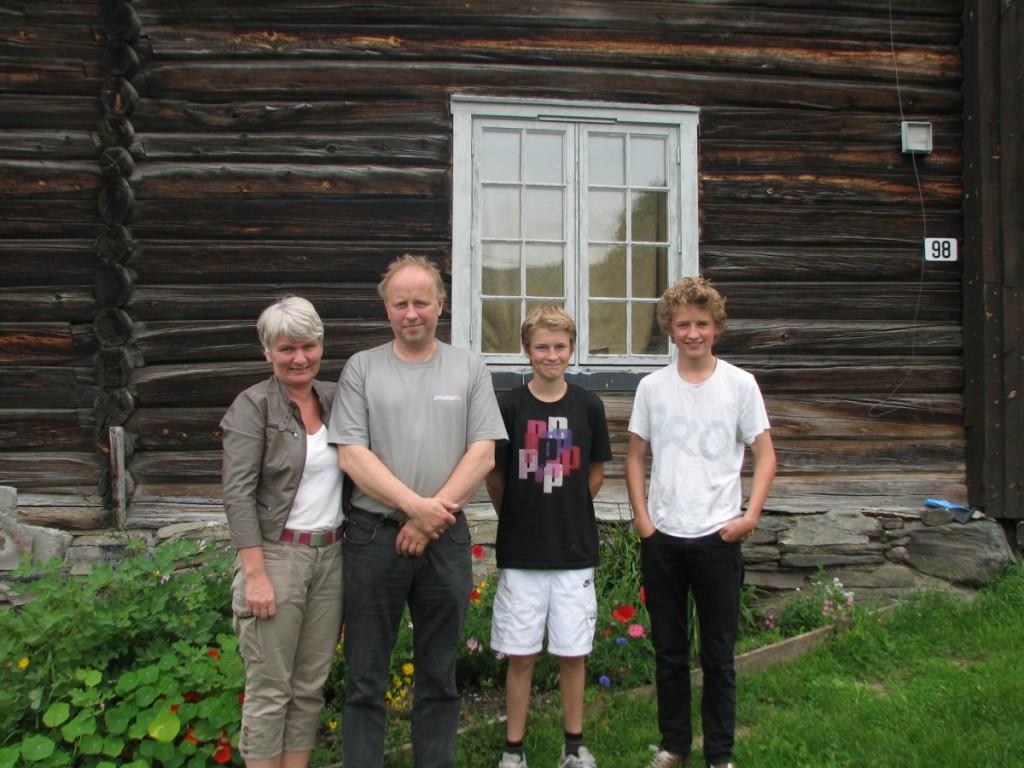 Pål & family