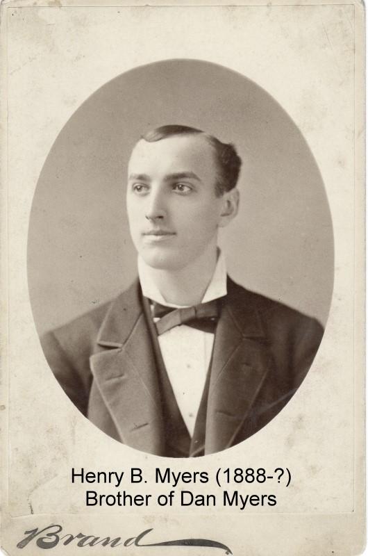 Henry Myers