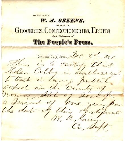 1871 Helen Teach