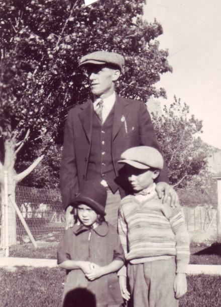 Henry, Avis, Frank