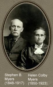 Stephen and Helen