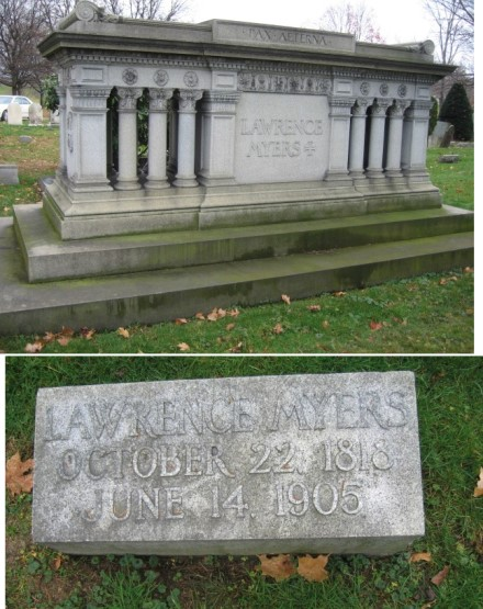 1818 Lawrence stones