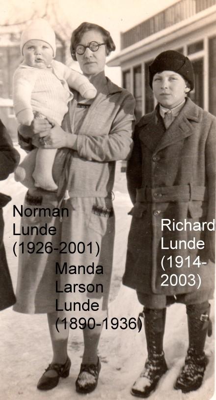 1927 Manda Norman Rick