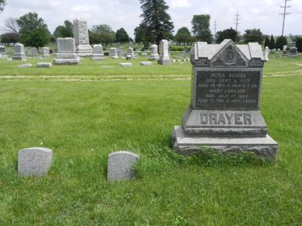 p drayer stone