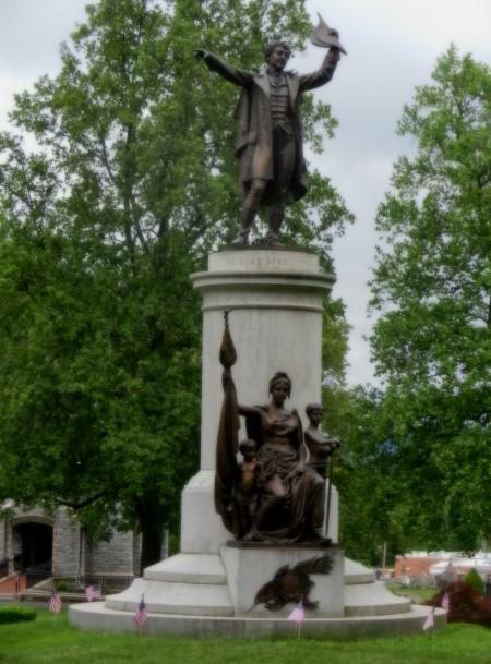 FS Key monument