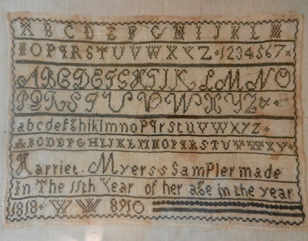 1818 sampler
