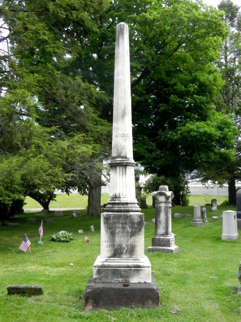 Madison Harriet monument