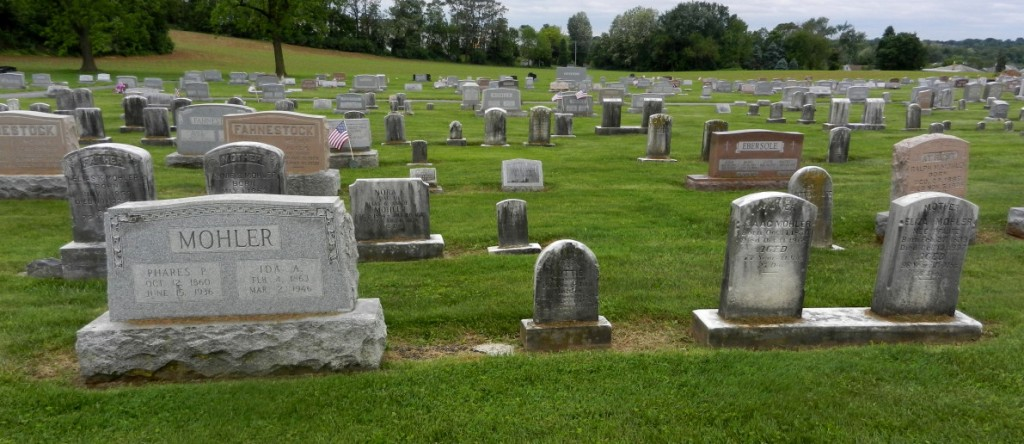 cemetery overview