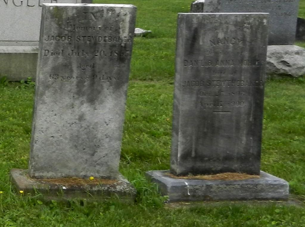 Studebaker stones