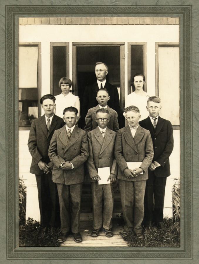 1927 confirmation