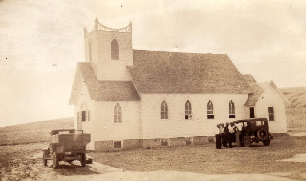1930s church