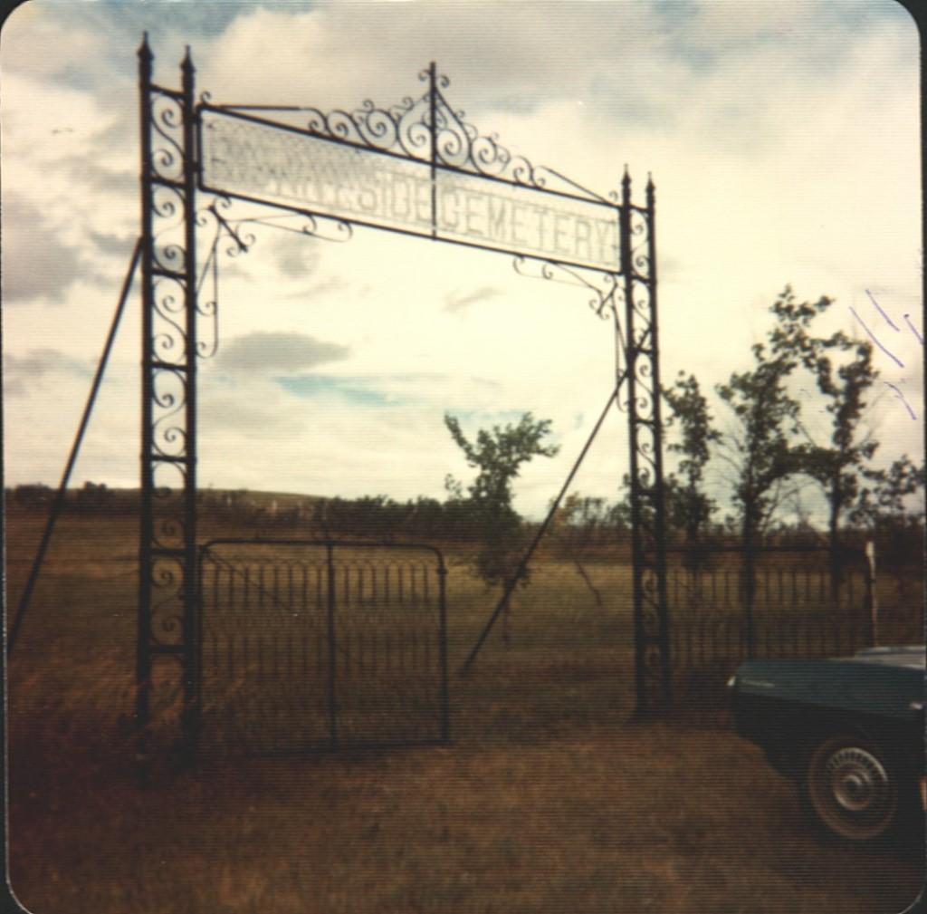 Sunny Side gate
