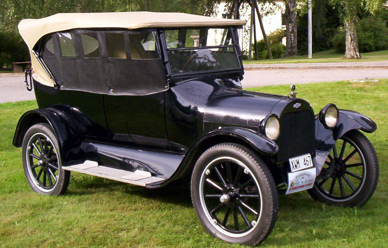 1919-1922_Chevrolet_490_Touring