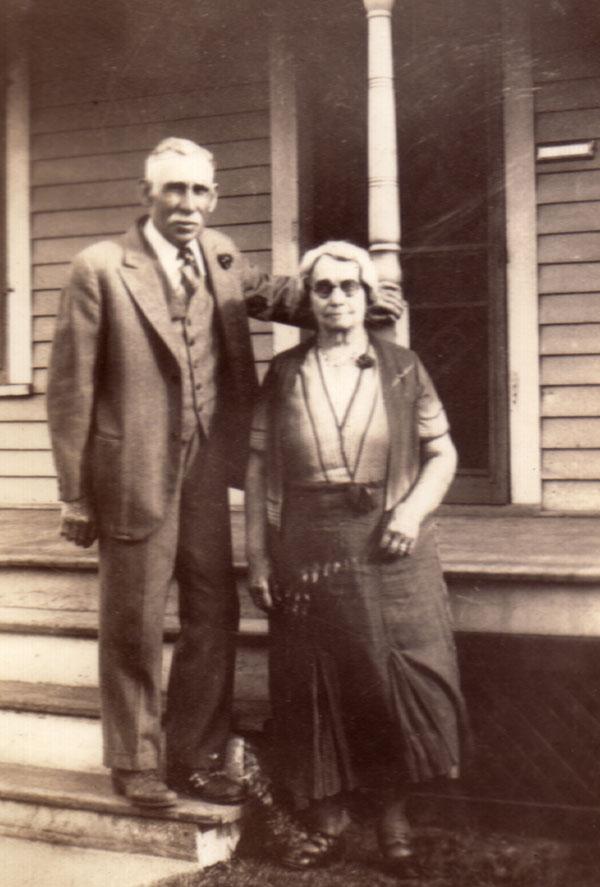 1936 Drayer golden anniv