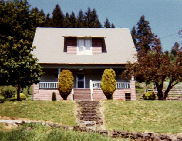 1971 house at 4316