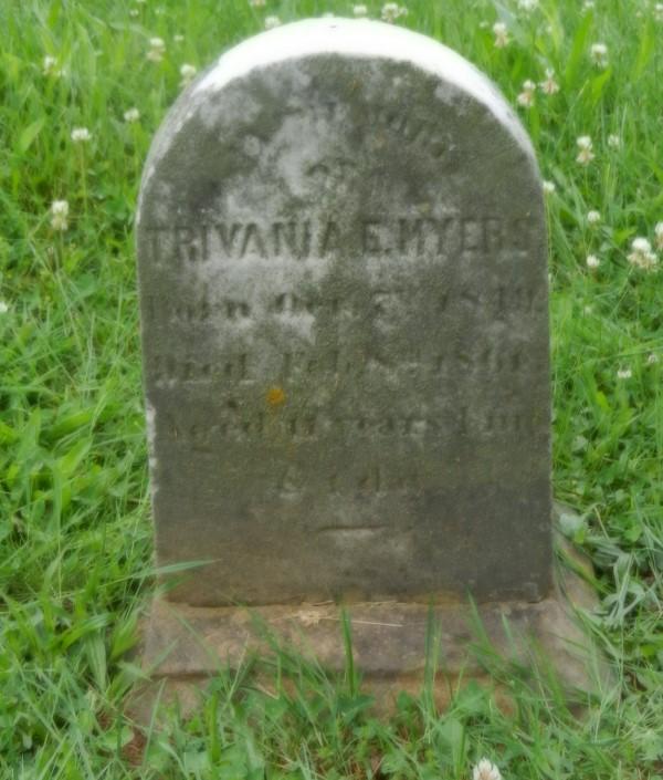 1861 Trivinia Myers stone DSCN1938r