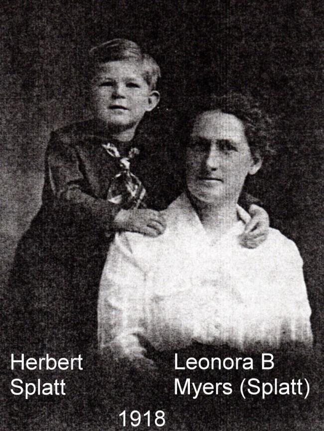 1918 Nora Herb Splatt