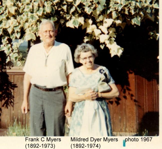 1967 Frank C Mildred