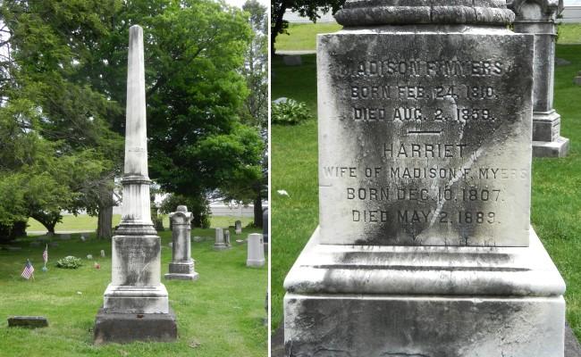 Madison_Myers_Monument