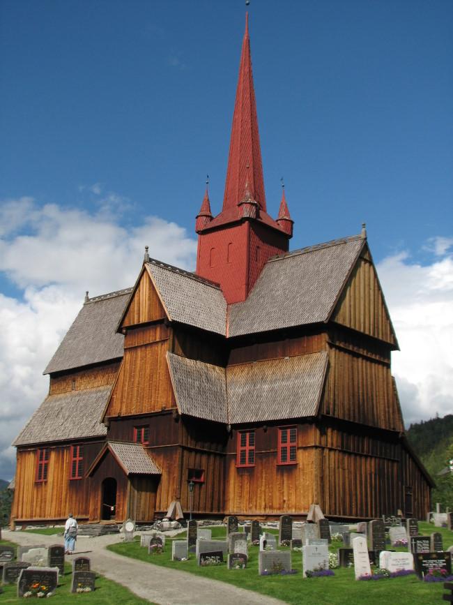 Ringebu Church