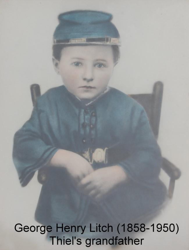 1863c Geo Litch
