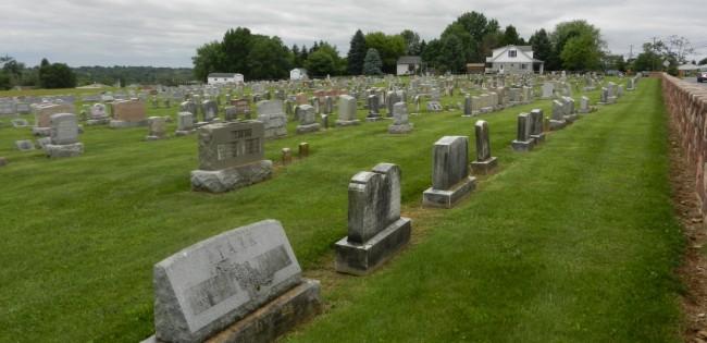Mohler Cemetery