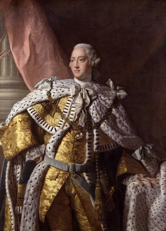 portrait by Allan Ramsay (1761-62)