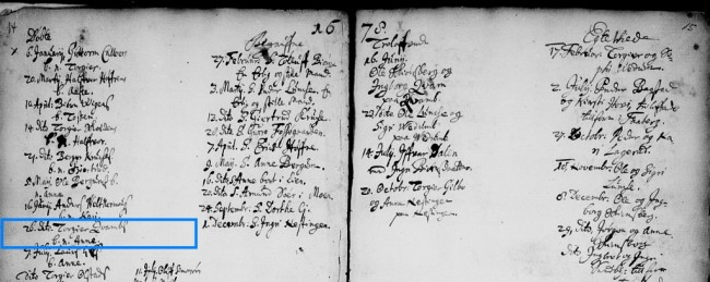 1678 Anne T bapt