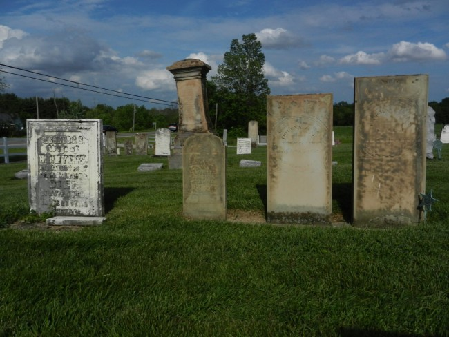 1816f Leonora and Brown stones