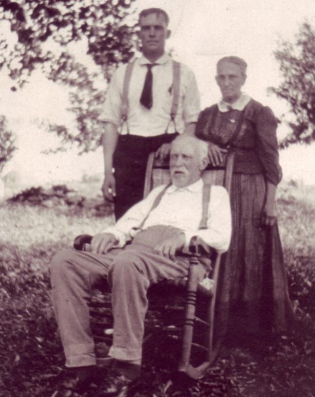 1917c Stephen Helen Frank