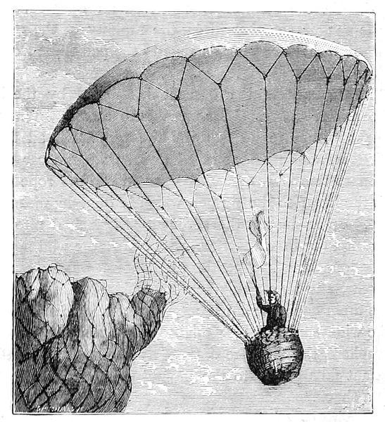 1870_Garnerin's_Descent