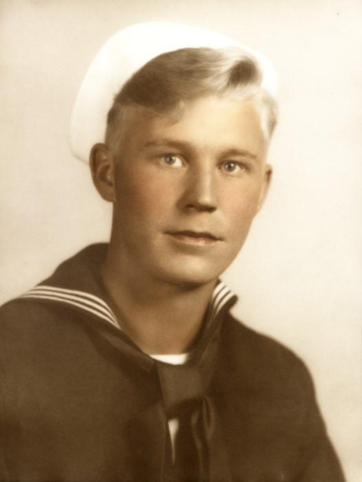 1946 Bob Sailor color port