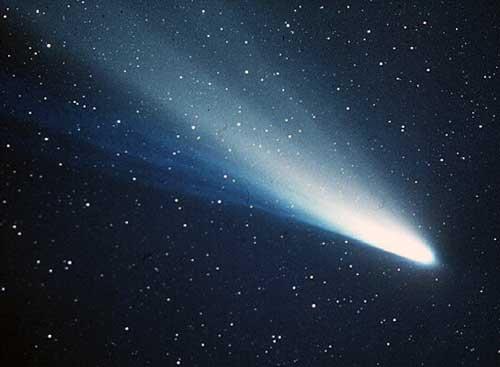 Halley's_Comet,_1986